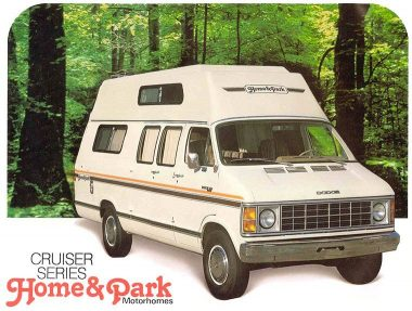 Jac Hanemaayer First Became Interested In The RV Business While Designing His Own Model With Home Park Vehicles Limited 1974