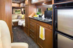 Roadtrek CS Adventurous Class B Camper Van With Beautiful Kitchen Galley
